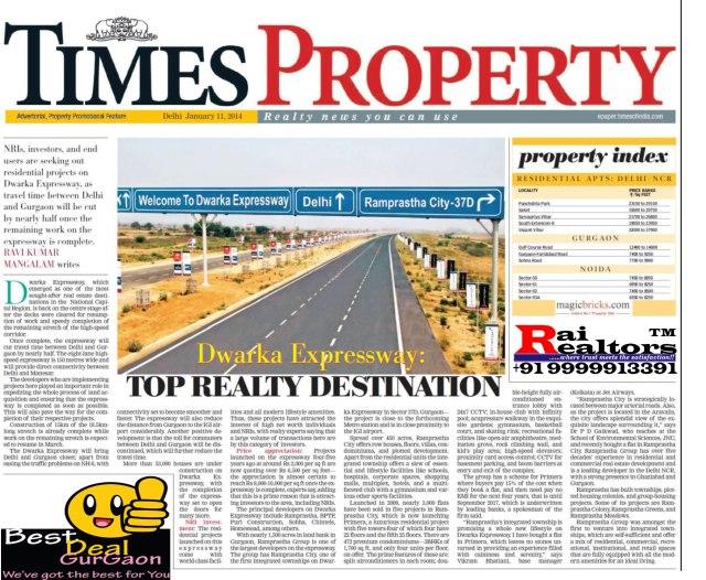 TOI-Editorial-Dwarka-Expressway
